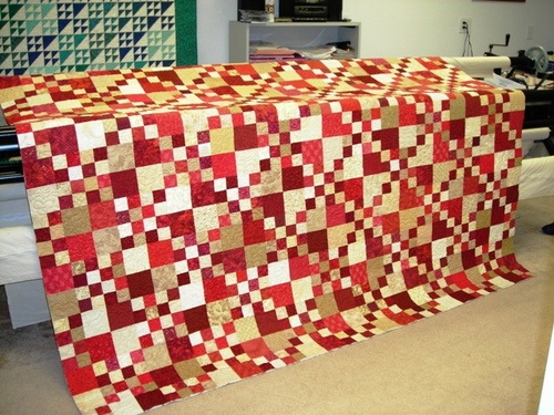 Double 4 Patch Maryquilts