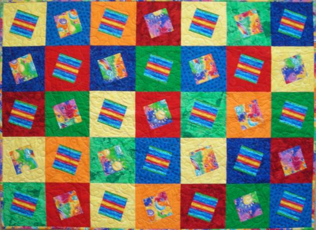 Twisted Squares