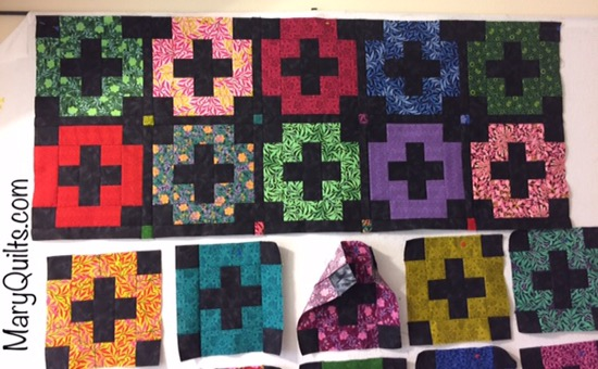 Plus 2 Maryquilts