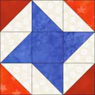 friendship star block